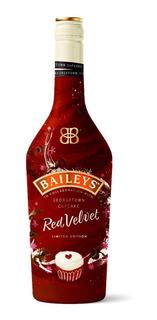 Baileys Cupcake Red