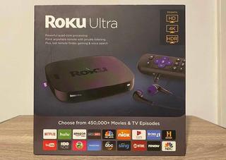 Media Streaming Roku Ultra 4k Impecable