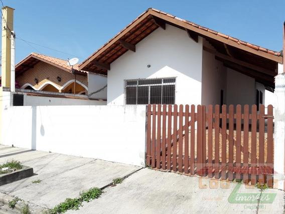Casa Para Venda Em Peruíbe, Jardim Marcia, 3 Dormitórios, 1 Suíte, 1 Banheiro, 2 Vagas - 2630