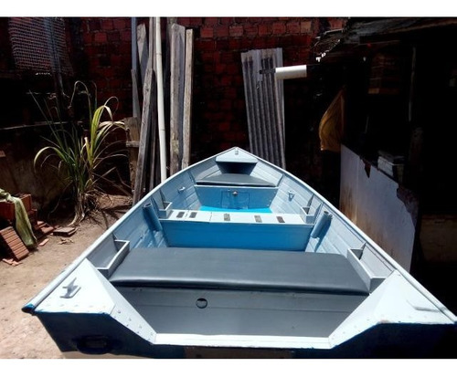 Barco Aluminio 4,2m