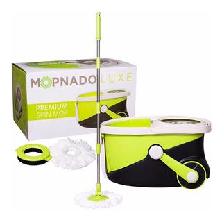 Mopnado Dluxe Trapeador Mapeador Centrifugo Movil 2 Mop Head