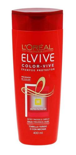 Shampoo 400 Ml Color-vive