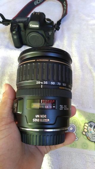 Lente Canon Ultrasonic 28-135mm