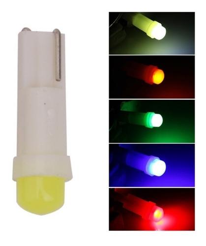 Bombillo Led T5- Para Iluminacion De Tableros 12v