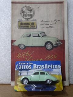 1962 Vemag Dkw Belcar - Carros Do Brasil - Com Revista