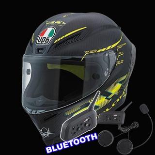 Intercomunicador Audifono Para Casco Motocicleta