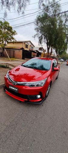 Toyota Corolla 1.8 Xli Cvt At 4p 2019. Automático.