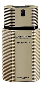 Perfume Lapidus Pour Homme Gold Extreme