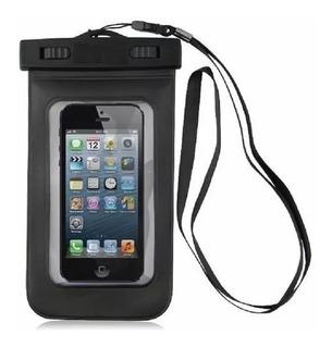 Lote 6 Capinha De Celular Impermeável Smartphone iPhone