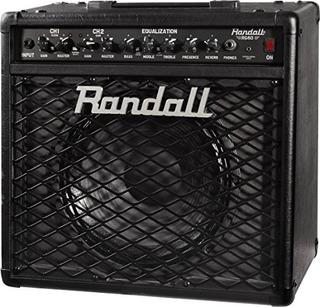 Randall Rg80cabeza De Amplificador De Guitarra Up Shop