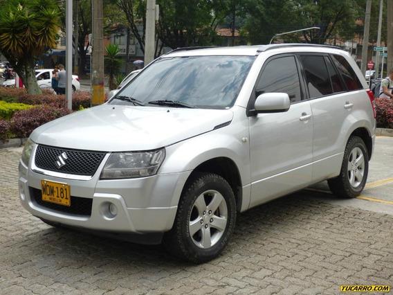 Suzuki Grand Vitara Sz Mt 2.0 4x4