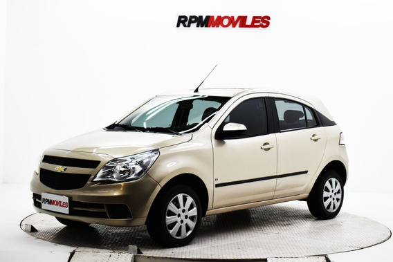 Chevrolet Agile 1.4 Lt 2012 Rpm Moviles