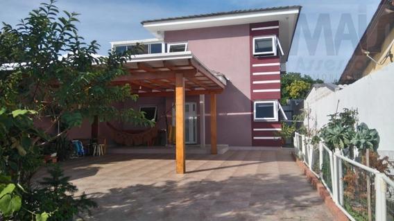 Casa Para Venda Em Sapucaia Do Sul, Camboim, 3 Dormitórios, 1 Suíte, 2 Banheiros, 2 Vagas - Lvc040