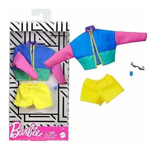 Barbie Completa Looks De Moda