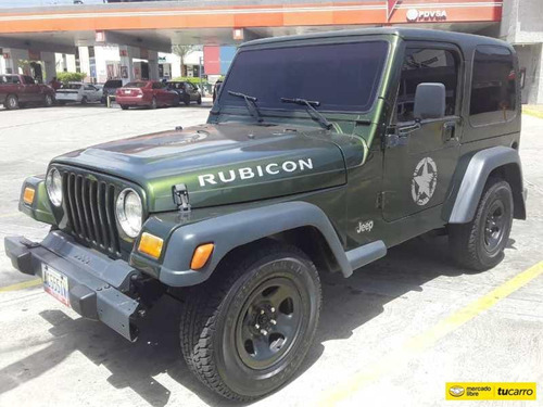 Jeep Rubicon Tj