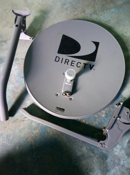 Antena Directv Completa + Decodificador Sin Linea Para Rpt