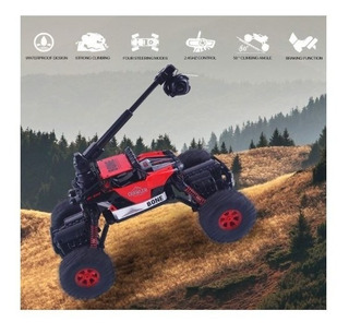 Carro Control Remoto Rc Monster Truck 1:16 4wd / 2wd 2.4 Gh
