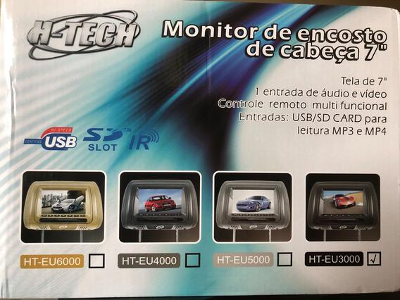 Monitor De Encosto De Cabeça - 7 Polegadas