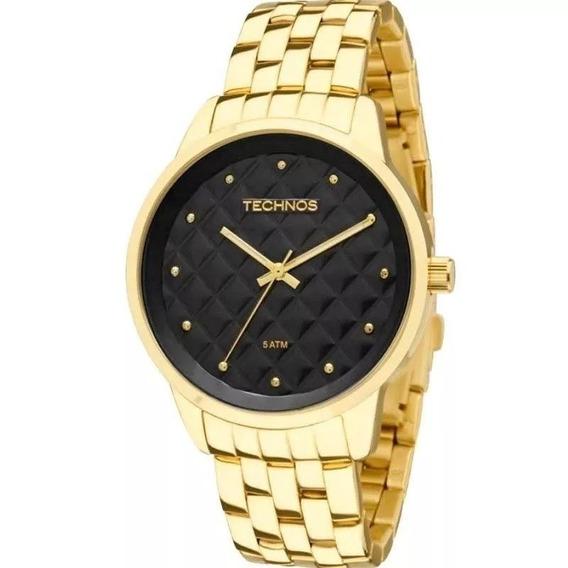 Relógio Technos Feminino 2035lwm/4p Original Barato