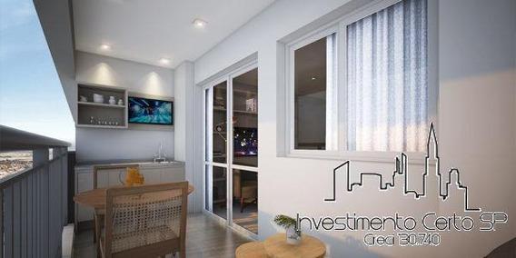 Apartamento Para Venda Em São Paulo, Vila Carrao, 2 Dormitórios, 1 Suíte, 2 Banheiros, 1 Vaga - Sophia 03_1-855437
