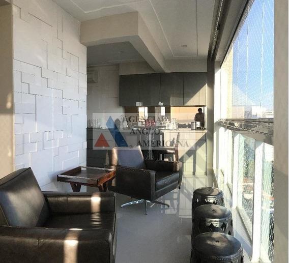 Cobertura Residencial À Venda, Campo Belo, São Paulo. - Aa15414