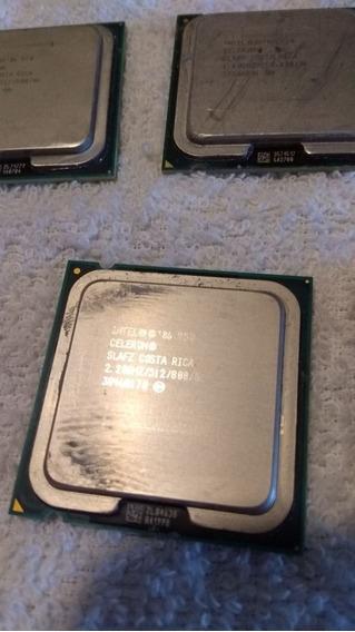 Processador(s) Celeron