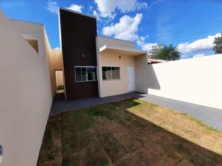 Casa Em Vila Nossa Senhora Das Graças, Campo Grande/ms De 63m² 2 Quartos À Venda Por R$ 190.000,00 - Ca517604