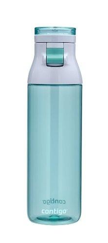 Botella De Agua Reutilizable Contigo Jackson 24 Oz De Jade G