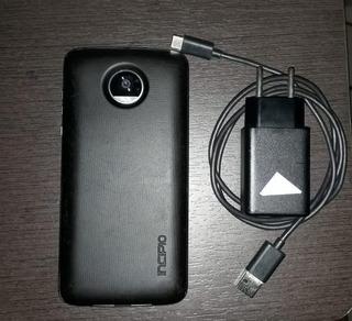 Celular Moto Z2 Play + Carregador Turbo + Snap De Bateria