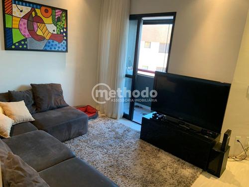 Apartamento Com Excelente Localização Na Vila João Jorge - Campinas - Ap01177 - 68214590