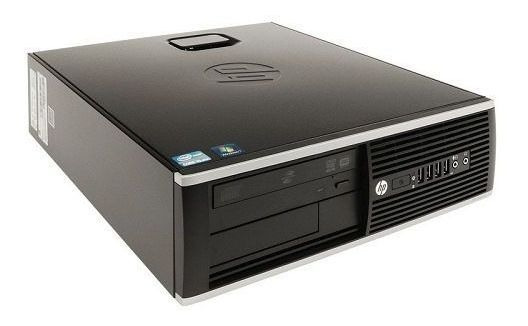 Cpu Hp Compaq 8000 Core 2 Duo 4gb Ddr3 Hd 500gb Grav Wi-fi