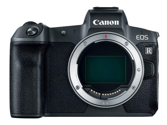 Canon Eos R Fullframe 4k + Adaptador 2 Anos Garantia
