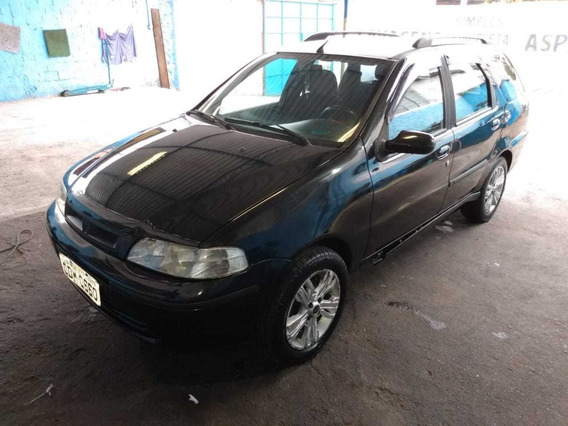 Palio Weekend Stile Completa! 1.6 16v 2001