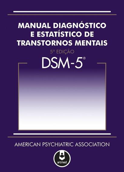 Manual Diagnóstico E Estatístico De Transtornos
