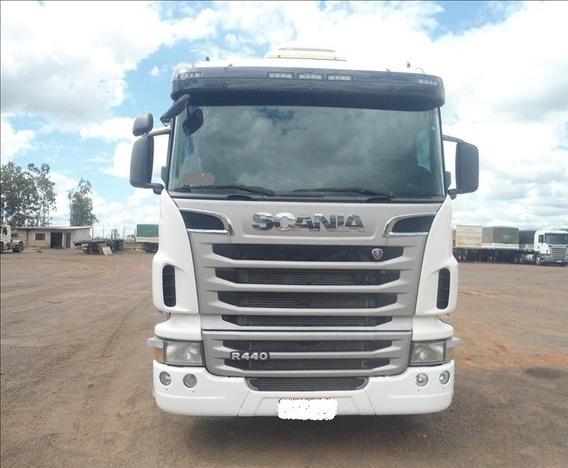 Scania R 440 6x4 2017/18