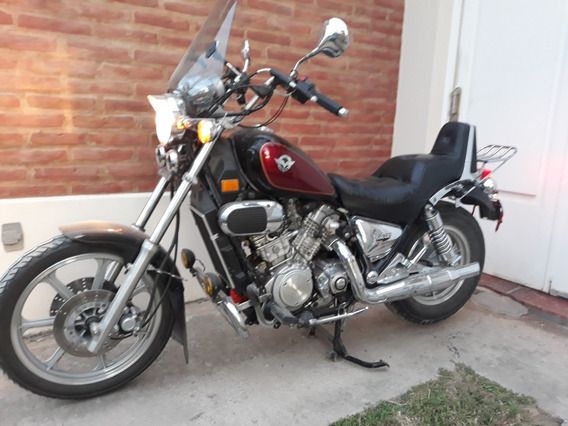 Kawasaki Vulcan Vn 750 Modelo 1998