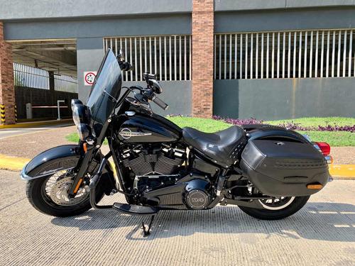 Imagen 1 de 8 de Harley Davidson Heritage Classic