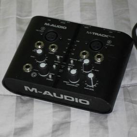 M-audio M-track Plus (sucessora Fast Track) | M-track Plus