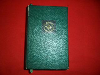 Libro De Oro De La Poesia - Edit Juventud - España 1970