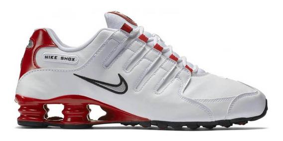 Tênis Masculino Nike Shox Nz 378341-059 | Katy Calçados