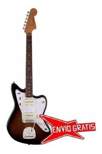 Ftm Guitarra Electrica Fender Jazzmaster Road Worn 60