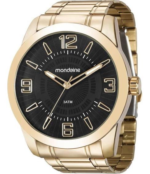 Relógio Mondaine Mascuilino Original Garantia 99140gpmvde2