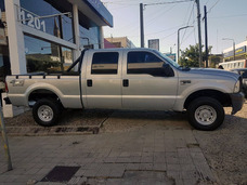 Ford F100 Doble Cabina 4x4 2007 220mkm - 1ra Mano