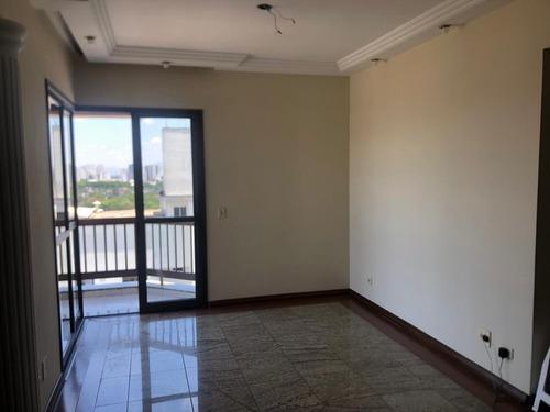 Apartamento Com 2 Dormitórios À Venda, 82 M² - Jardim Anália Franco - São Paulo/sp - Ap4031