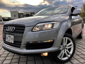 Audi Q7 3.6 Luxury Quattro Tiptronic At 2007