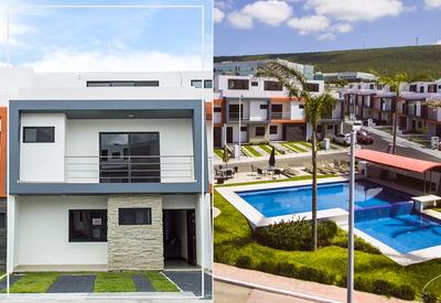 Preciosa, El Refugio, Alberca, 3 Niveles, 4 Recámaras, 3.5 Baños. Roof Garden !!