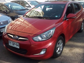 Hyundai Accent Hatchback Full Equipo 1.6 Unico Dueño