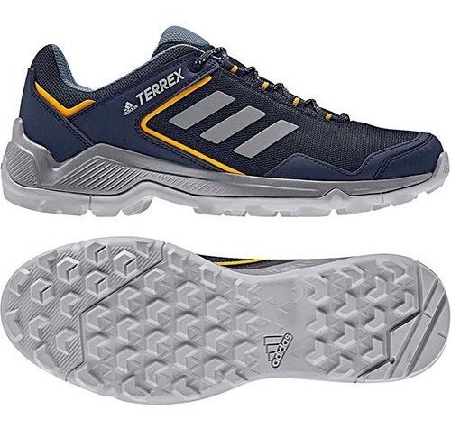 Tenis adidas Terrex Eastril Marino-gris Talla #26 Hombre Cdl