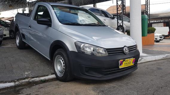 Volkswagen Saveiro 1.6 Startline Cs Com Ar Condicionado