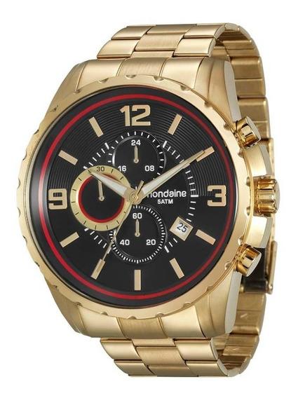 Relógio Mondaine Masculino 78729gpmvda1 Nfe